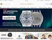 Crivelli shopping, Orologi e gioielli online Salerno  - Crivellishopping.it