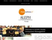 Aleph wellness, corsi per massaggio olistico Varese  - Alephwellness.it