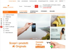 Amial Europe, marketplace online Multiprodotto  - Amialeurope.com