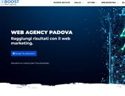 Boost web agency, web agency Padova  - Boostwebagency.it