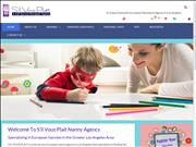 Nannies Agency, domestic staffing agency in Los Angeles - Silvousplaitagency.com