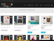Arte shop, vendita online grafiche d'autore - Arte-shop.it