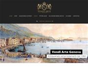 Vendiarte, vendita online antiquariato Genova  - Vendiarte.it