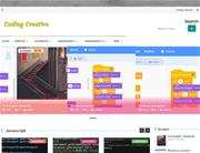 Coding Creativo, guide coding in Scratch, Algobuild, C e C++ - Codingcreativo.it