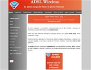 ADSL Wireless, connessioni internet wireless Cuneo  - Adslwireless.biz